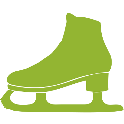 Schlittschuh Icon